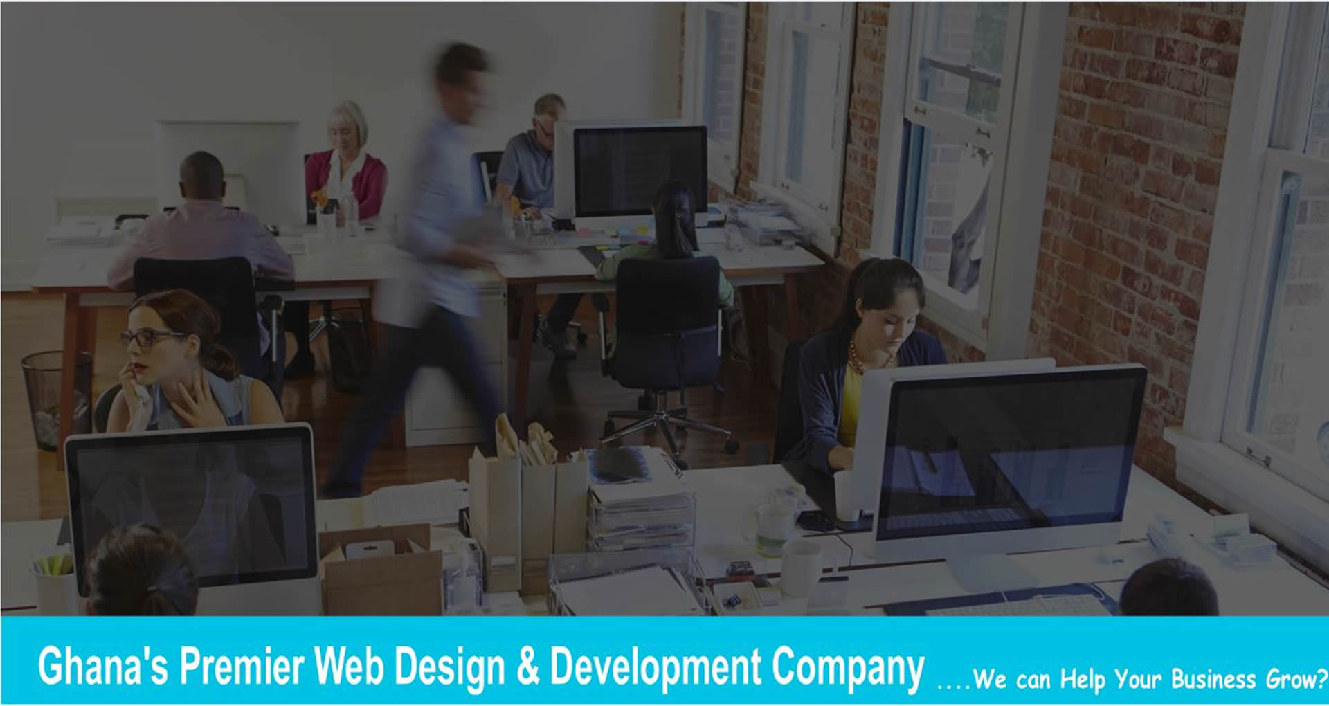 web design company ghana