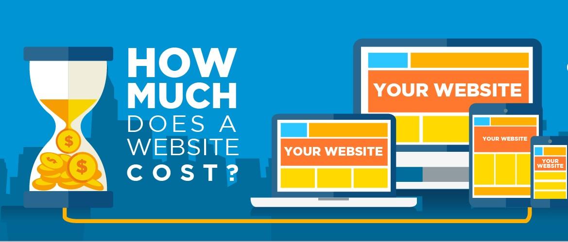 website cost in Ghana 2020