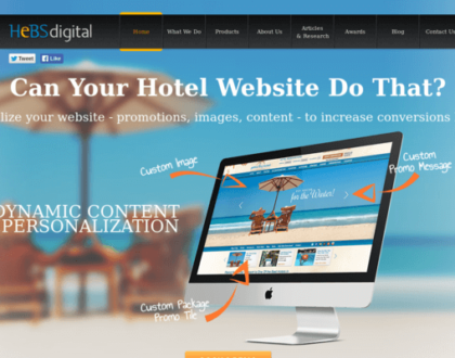 Best Hotel Website Design Company in Ghana