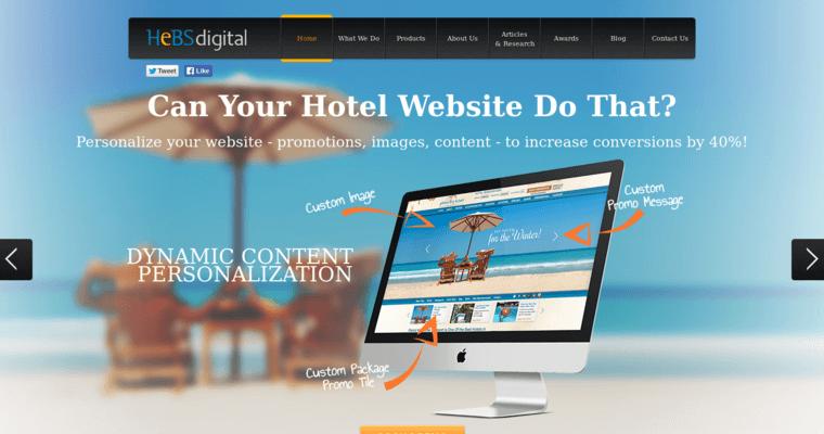 Best Hotel Website Design Company in Ghana