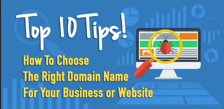 How to choose a good domain name? - Best Web Design Company