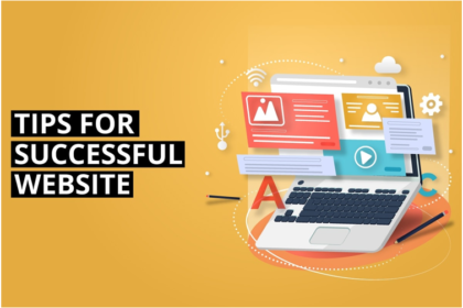 To 5 Tips for a Successful Website